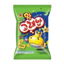 [원더배송] 왕고래밥 볶음양념맛 56g 12봉