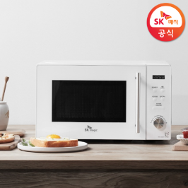 [SK매직] SK매직 20L 버튼식 전자레인지 MWO-E8A01