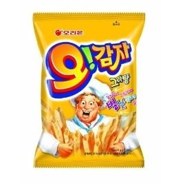 [원더배송] 오감자 그라탕 50g 12봉