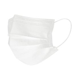 [국내당일 약속배송] 3중필터 일회용 화이트 마스크 50매/재고충분