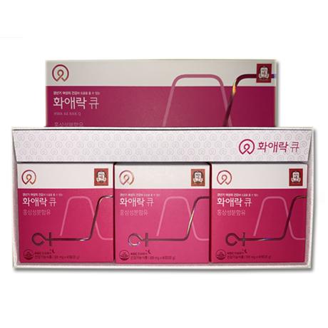 [정관장]정관장 화애락 큐 500mg x 120정 JH