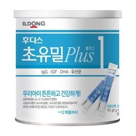 [원더배송] 후디스 초유밀플러스 100g 1단계 1캔