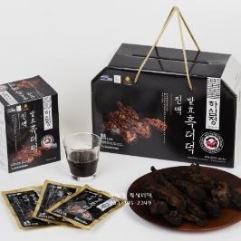 발효 흑더덕 진액