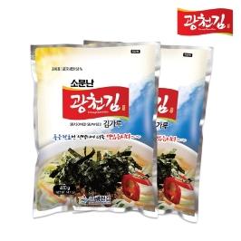 [늘필요특가] 소문난 광천김 김가루 400g X 2봉