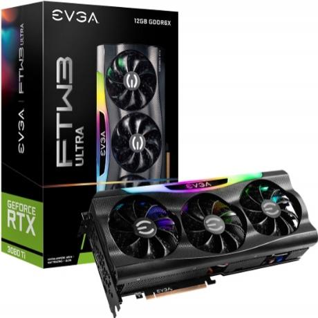 [EVGA]지포스 RTX 3080 Ti FTW3 ULTRA GAMING D6X 12GB