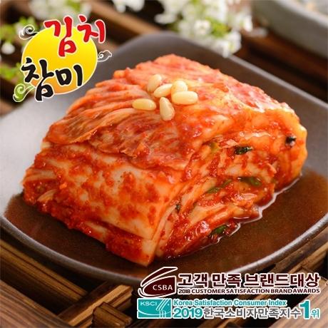 맛(썰은) 김치 2kg