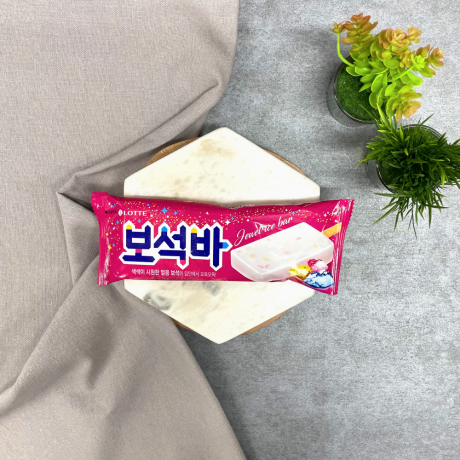[롯데푸드] 보석바 3개