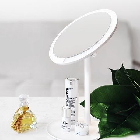 [샤오미] 샤오미 AMIRO LED조명 메이크업 거울