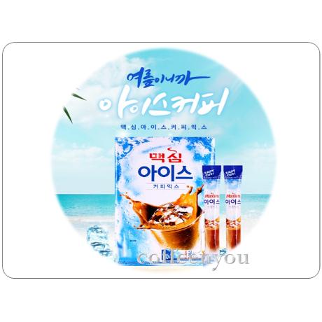 [맥심] 맥심 아이스 커피믹스 110T(100T+10T)