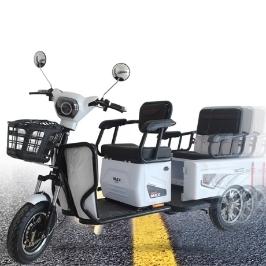 라짱  - YIMA 60V 전동 3륜 삼륜 스쿠터 전기스쿠터 전동킥보드 전동자전거 삼륜전동스쿠터 전기차 3륜오토바이 화물 선물