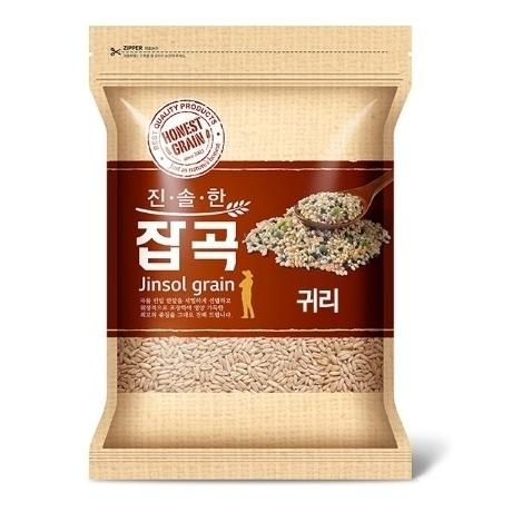 캐나다 귀리쌀4kg (2019년)