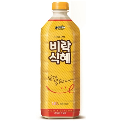 비락 식혜 1.8Lx8펫 무료배송