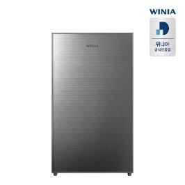 [위니아] ☆ (전국무료배송) 위니아 1등급 소형냉장고 115리터 ERR12CSG 인피니토 실버