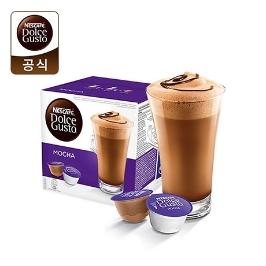네스카페 돌체구스토 (캡슐) 모카 커피 16개입