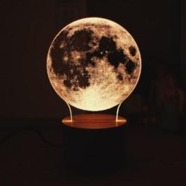 [1300K] [코카브] 룩앳램프 보름달 (Look at Lamp - Fullmoon)