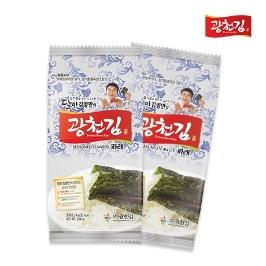 달인 김병만의 파래 도시락김 3봉