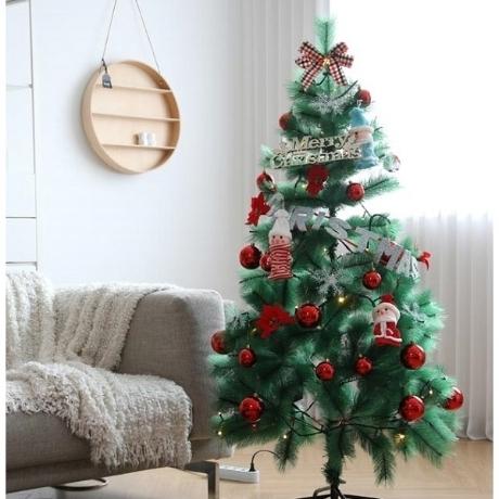 미리 준비하는 크리스마스 150cm 세트트리