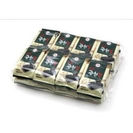 [더싸다특가] (당일출고) 광천맛김 명품 광천도시락김 4g 16봉