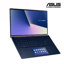 [예약판매 4월출고] ASUS 젠북15 UX534FAC-A9121T 스크린패드 (i5/8GB/NVME 512GB/Win10)