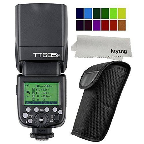 PivPo Pivoting Positioning Nikon Shoe 180 Degrees Hila Nikon D70 Flash Bracket