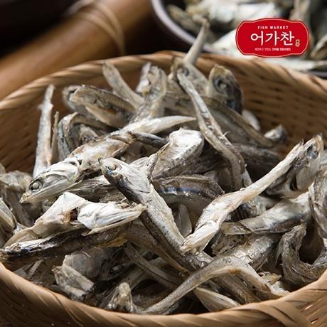 [국내산:수협] 어가찬 멸치 국물용 다시멸치 1.5kg / 대멸