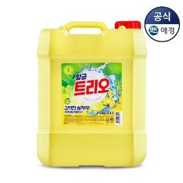 [원더배송] 트리오 항균 주방세제 14kg