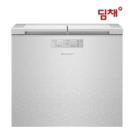 [딤채] [쿠폰+카드 650,320원] 공식인증점 딤채 뚜껑형 김치냉장고 EDL22BFWXSS 221리터 전국무료배송설치