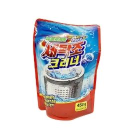 [싸고빠르다] 뉴플로레아 세탁조 클리너 450g 1개