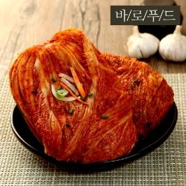 [더싸다특가] 후기 굿! 바로푸드 랜덤김치 포기김치 배추김치 10kg (New 특가)