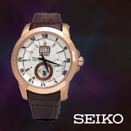 세이코 (SEIKO) 세이코 SNP096J1 남성가죽시계 (18406381227)