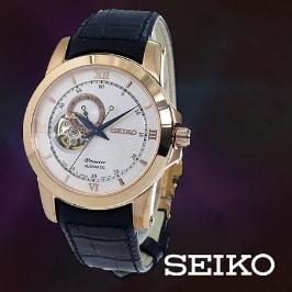 세이코 (SEIKO) 세이코 SSA326J1 남성가죽시계 (18405671227)