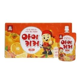 [원더배송] 정관장 아이키커 오렌지맛 100ml X 50