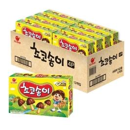 [원더배송] 오리온 초코송이 144g x 12입(1box)