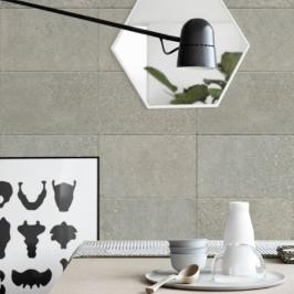 [텐바이텐] 물에빠진 조각벽지 (낱장) -노르딕 스톤 II MG215-A_(531153)