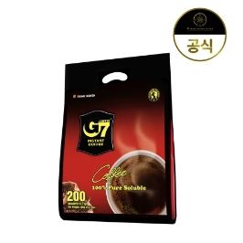 [더싸다특가] 베트남 G7블랙커피 200T