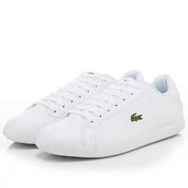 [라코스테] [슈즈코치] 라코스테 운동화 그레듀에이트 BL 1 (737SMA005321G) 스니커즈 신발