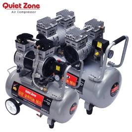 [QIUETZONE] 저소음 무오일 알미늄 콤프레샤 4.5마력 오일이 필요없는 조용한 컴프레셔 AL-EWS50