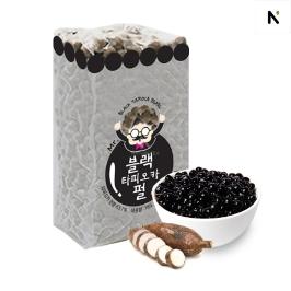 네이쳐티 버블티 블랙 타피오카펄 1kg 밀크티/버블티/음료토핑