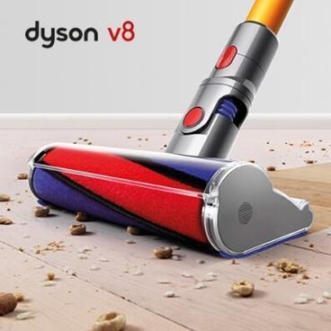 미국직배송 최저가 도전 다이슨 V8 앱솔루트 Dyson V8 Absolute_Yellow