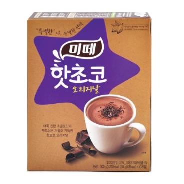[동서] [동서] 미떼 핫초코 오리지날 10T