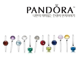 [PANDORA] 나만의 의미있는 판도라 탄생석 반지