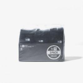 [엔터식스]뉴에라 무지 에센셜 반팔 티셔츠 3팩 블랙11929737