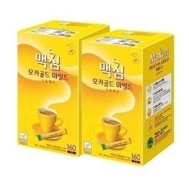 [원더배송] 동서 맥심 커피믹스 320T 모카골드