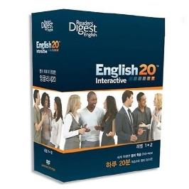 [5%적립] 리더스 다이제스트 Readers Digest English20 Interactive (CD, DVD 포함)