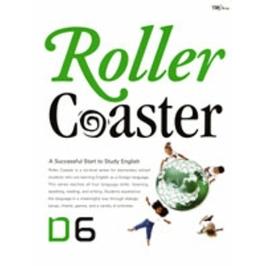 (현대Hmall)[밀크북] Roller Coaster D6 (StudentBook + Workbook + CD 2장)