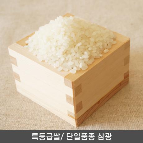 초록미가 10kg/ 특등급 쌀 / 2020년산 햅쌀/ 삼광쌀