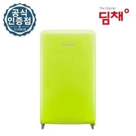 [딤채] [쿠폰+카드 456,720원] ◎ 위니아딤채 쁘띠 김치냉장고 WDS10BEACL 100L