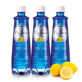 일화 초정 탄산수 500ml 레몬 (유통기한 2020년 10월 이후)
