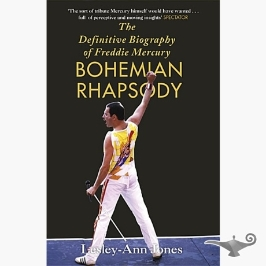 [1%적립] Bohemian Rhapsody : The Definitive Biography of Freddie Mercu..