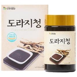 서민갑부 도라지청년 무주 배 도라지청 250g